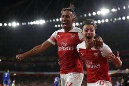 Đối đầu Leicester vs Arsenal (Vòng 36 Ngoại hạng Anh)