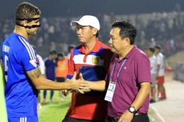 Điều gì giúp HLV Hoàng Văn Phúc tự tin giành 3 điểm trước Viettel?