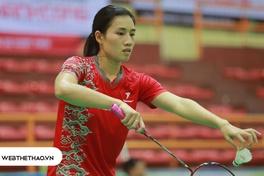 Đinh Thị Phương Hồng nỗ lực tập luyện để giành vé đi SEA Games