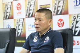 HLV Chu Đình Nghiêm: Đây là chiến thắng xứng đáng của Hà Nội FC