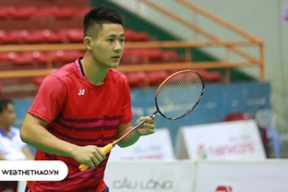 Nguyễn Đình Hoàng - tài năng cầu lông trẻ 15 tuổi của Việt Nam