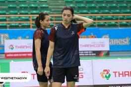 Phương Hồng xuất sắc giành vé vào chơi 2 trận chung kết giải cầu lông các CLB toàn quốc