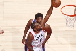 Video Toronto Raptors 108-95Philadelphia 76ers (NBA ngày 28/4)