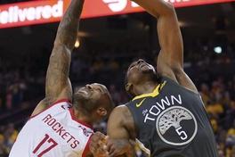 Video Golden State Warriors 104-99 Houston Rockets (NBA ngày 9/5)