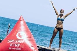 Hoa hậu Costa Rica hút hồn dân chơi 3 môn phối hợp tại Nha Trang hè 2019