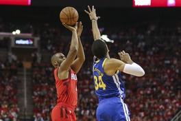 Video Houston Rockets 113-118 Golden State Warriors (NBA ngày 11/5)