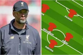 Đội hình Liverpool ngày đầu tiên mùa tới sẽ thế nào với 2 hợp đồng mới?