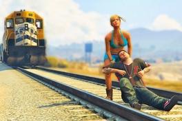 GTA 5: Những pha tai nạn thảm khốc - Phần 1