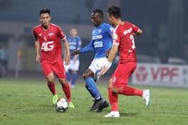 Video Viettel 3-3 Quảng Ninh (Vòng 12 V.League 2019)