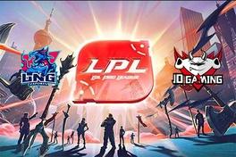 Trực tiếp: LNG Esports vs JD Gaming - LPL mùa hè 2019