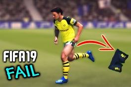 FIFA 19: Đau ruột với những tình huống tấu hài cực mạnh - Phần 1