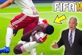 FIFA 19: Đau ruột với những tình huống tấu hài cực mạnh - Phần 2