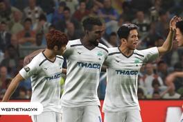 PES Cúp Quốc gia 2019 | Quảng Nam vs HAGL: Loạt luân lưu và cái kết bất ngờ
