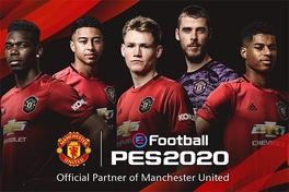 PES 2020 có bản quyền Manchester United, mở rộng hợp tác với Arsenal đến 2022