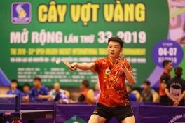 """Thua Thái Lan, 2 đội TP.HCM giành HCĐ giải """"Cây vợt vàng"""""""