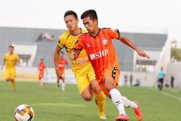 Đội bóng của Đức Chinh đứng trước cái dớp 3 năm không thắng SLNA