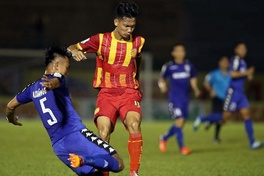 Kết quả Bình Dương vs Nam Định (1-1): 1 điểm quý giá