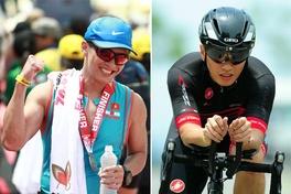 Soái ca lập kỷ lục 'full triathlon' của người Việt tại Challenge Roth 2019