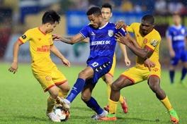 Video Bình Dương 1-1 Nam Định (Vòng 14 V.League 2019)