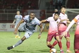 Vòng 16 V.League 2019: TP.HCM đổi sân nhà để nhường cho... điền kinh