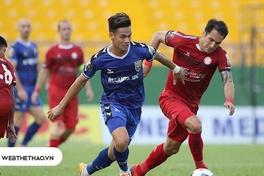 Đối đầu Nam Định vs Viettel (Vòng 15 V.League 2019)
