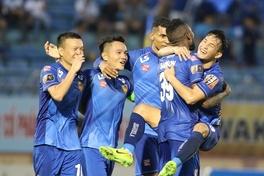 Video Quảng Nam 3-1 Sài Gòn (Vòng 15 V.League 2019)