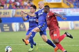 Video TP. Hồ Chí Minh 2-0 Becamex Bình Dương (Vòng 15 V.League 2019)