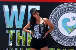 """Hoa hậu Costa Rica """"thiêu đốt"""" bãi biển Nha Trang trước thềm IPPGroup Challenge Vietnam 2019"""