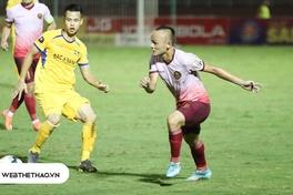 Đối đầu SLNA vs Sài Gòn FC (Vòng 16 V.League 2019)