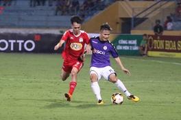 Lịch thi đấu vòng 16 V.League: Tâm điểm hướng về Hàng Đẫy