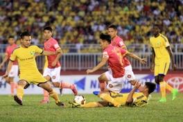 Nhận định SLNA vs Sài Gòn 17h00, 16/07 (vòng 16 V.League)