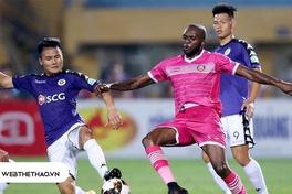 Đối đầu Sài Gòn vs Hà Nội (Vòng 17 V.Leauge 2019)