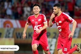 Đối đầu Viettel vs Khánh Hòa (Vòng 17 V.Leauge 2019)