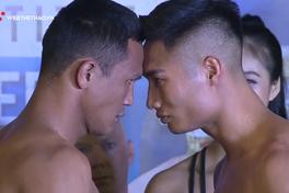 Toàn cảnh buổi Weigh-In Victory 8 Boxing Huyền Thoại Hoàn Kiếm, nóng muốn cháy khán đài
