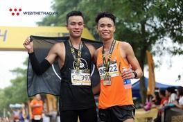 """VĐV """"chuẩn Boston Marathon"""" vượt qua tuyển thủ SEA Games để vô địch Longbien Marathon 2019"""