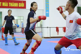 """""""Cô gái Vàng"""" karatedo Nguyễn Thị Ngoan biến mất đầy bí ẩn trước SEA Games"""