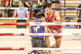 Muay Thai SEA Games đã thay đổi thế nào sau 24 năm?