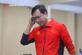 Hoàng Xuân Vinh bình thản khi để vuột HCV SEA Games 30 trong gang tấc