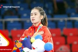 """HCV Taekwondo Mộng Quỳnh: """"Mục tiêu trước SEA Games của em chỉ là tấm huy chương đồng"""""""