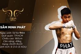 """[CHÂN DUNG VĐV] Sẳm Minh Phát - """"Hạt đậu nhỏ"""" của boxing Việt Nam"""