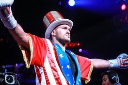Tyson Fury mắng chủ tịch WBO vì xếp hạng Usyk quá cao