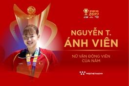 Nguyễn Thị Ánh Viên: Ở tuổi 23, em thích bài hát nào chưa?