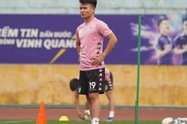 Thay đổi thượng tầng, Quang Hải và đồng đội hướng đến chức vô địch V.League thứ 3 liên tiếp
