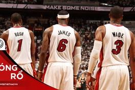 Top 3 đội bóng gây thất vọng nhất NBA - Kỳ 1: Dải thiên hà Miami Heat và cái kết đắng vì tự cao