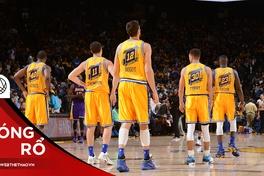 Top 3 đội bóng gây thất vọng nhất NBA - Kỳ 2: Golden State Warriors, thành tích kỷ lục có là gì