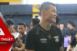 Trương Đình Hoàng tái khởi động năm 2020 nhẹ nhàng tại Victory 8 Elite Sparring
