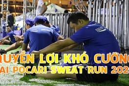 Những quyền lợi tại Pocari Sweat Run 2020 nếu không thử sẽ tiếc hùi hụi