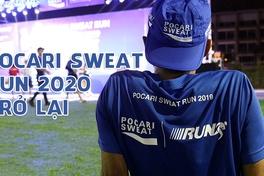 Pocari Sweat Run Việt Nam trở lại siêu lợi hại trong năm 2020