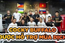 """Phòng tập """"vô địch"""" Cocky Buffalo được hỗ trợ mùa dịch"""