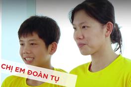 Về Việt Nam tập luyện, Ánh Viên đón nhận niềm vui